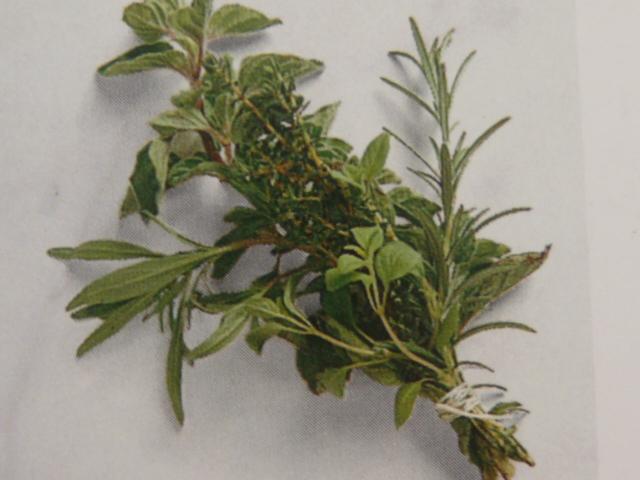провансальская зелень